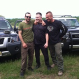 Greg Mihovich and Andrey Patenko Systema Instructors