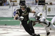 Thomas Gilson WR 2013 Lehigh Valley Steelhawks, 2013 PIFL Player of the Year
